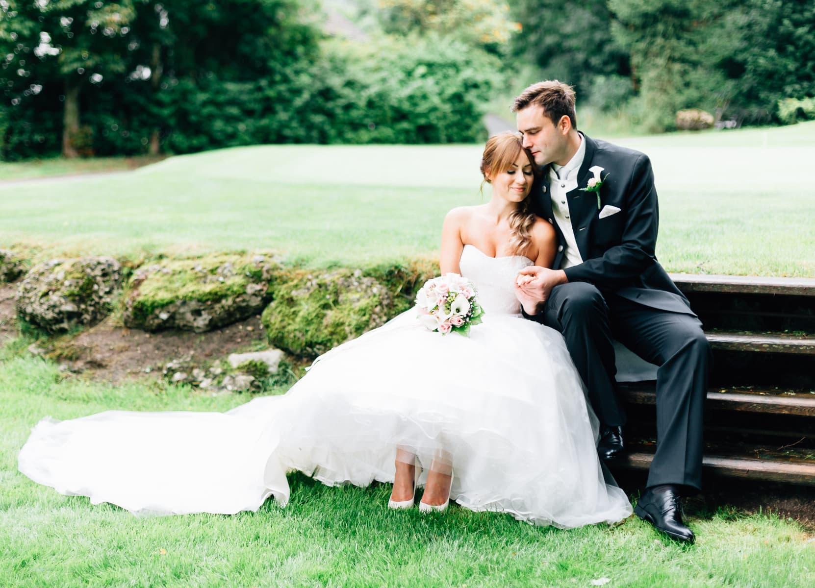 Stephanie & Anton – Hochzeit in Henndorf und beim Hussenbauer bei Mondsee
