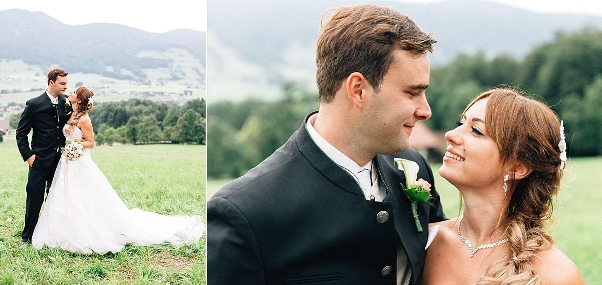 Stephanie & Anton - Hochzeit in Henndorf und beim Hussenbauer bei Mondsee