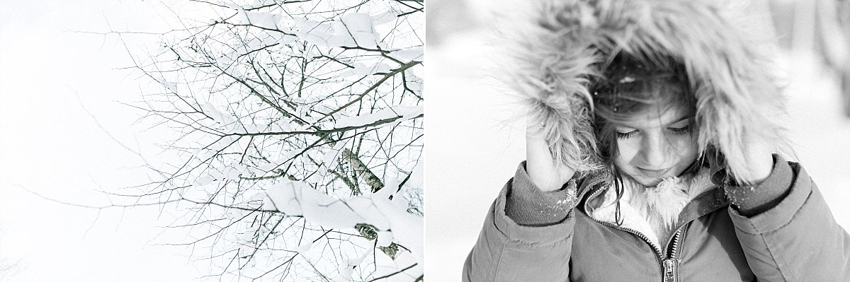 Lia | Kindershooting im Winter