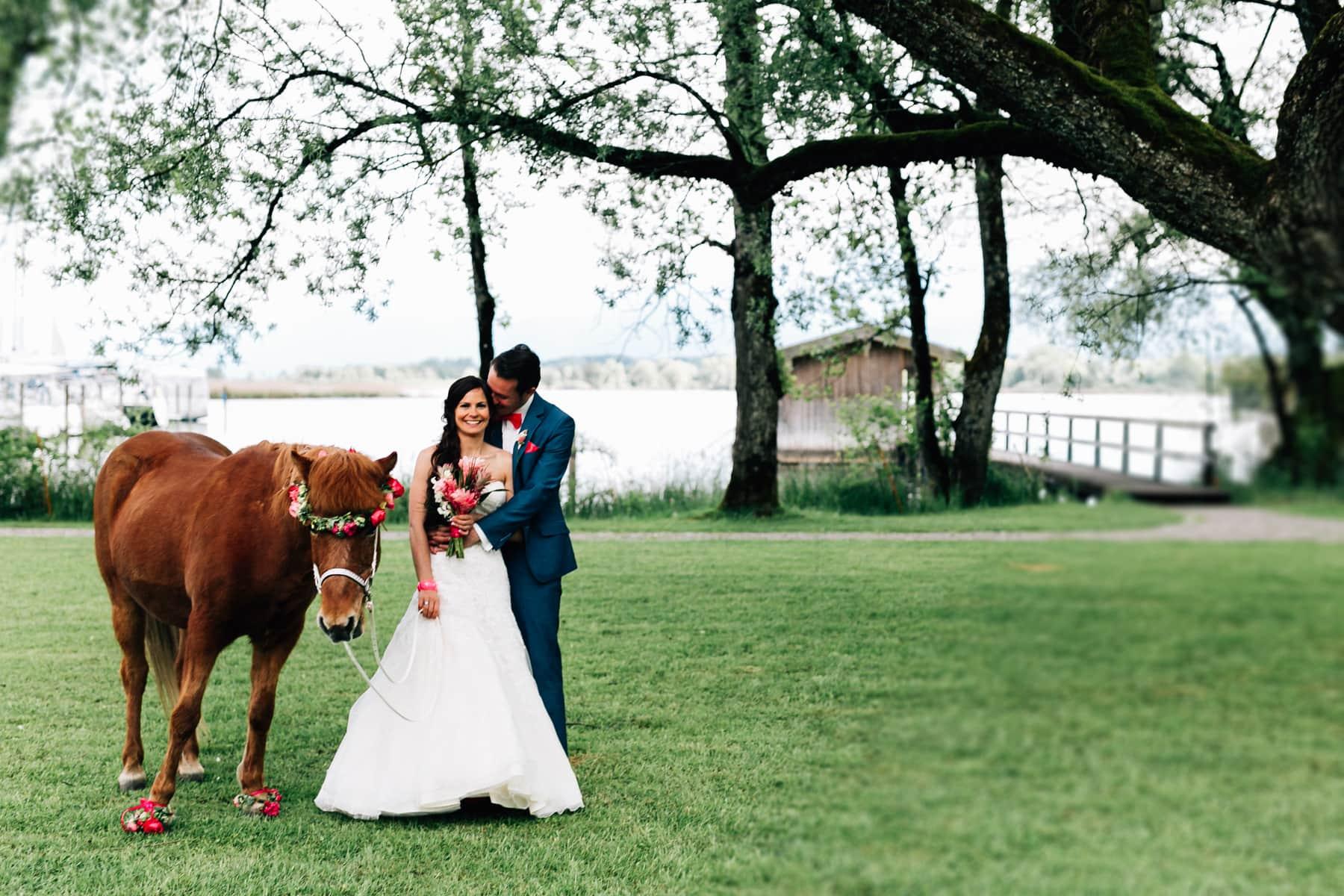 Hochzeit | Chiemsee Aiterbach | Katharina & Flo
