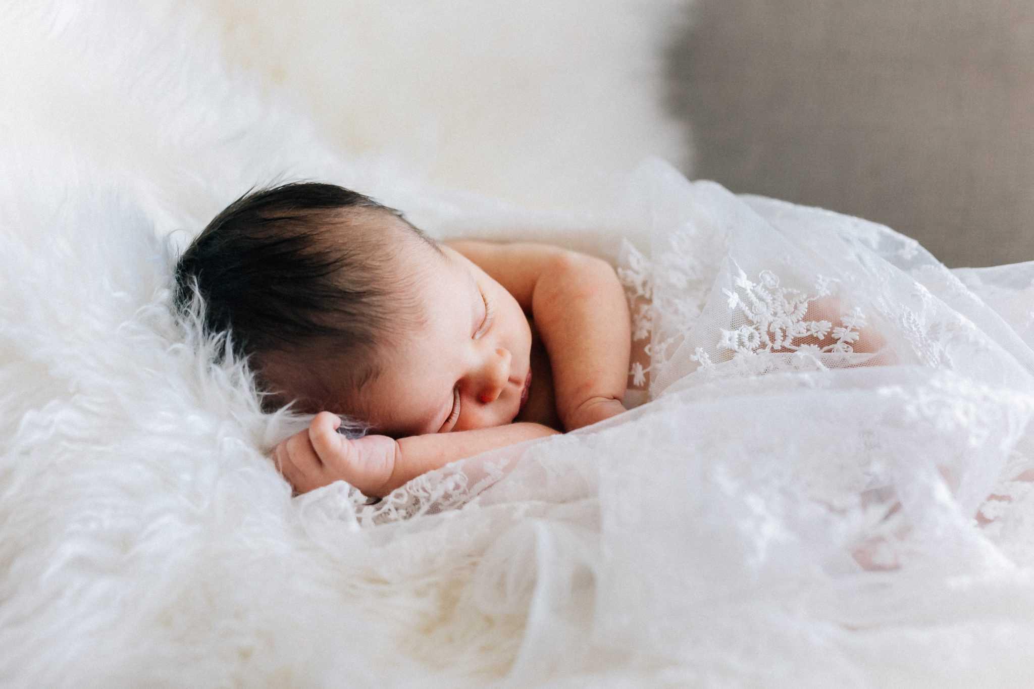 Babyfotografie Salzburg - Titelbild
