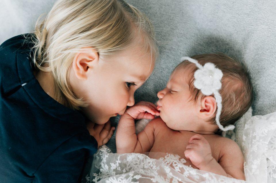 Babyshooting | Puch bei Salzburg | Homestory