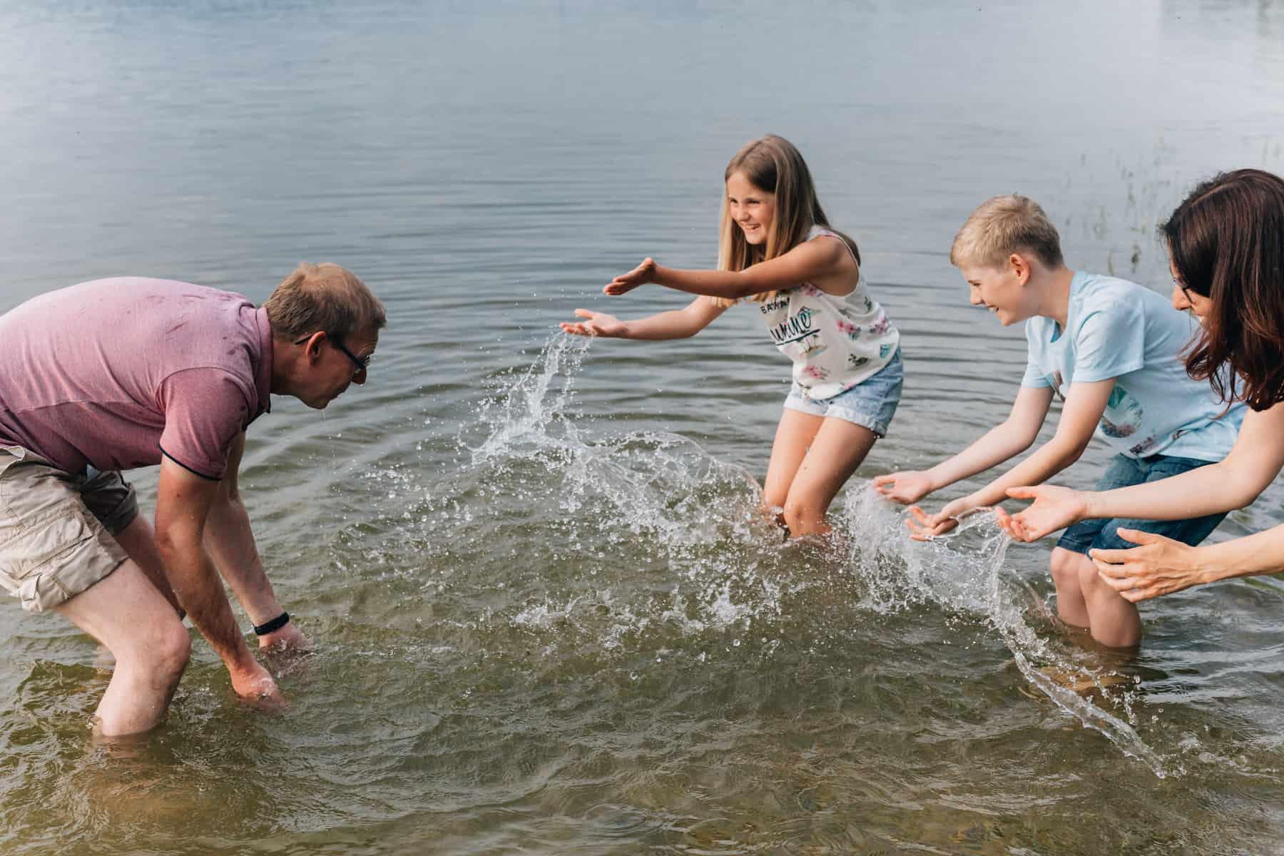 FAMILIENFOTOS | SOMMER | SALZBURG-REGAU