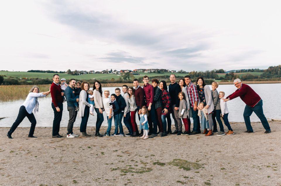 Großfamilie | Seekirchen | Erlebnis