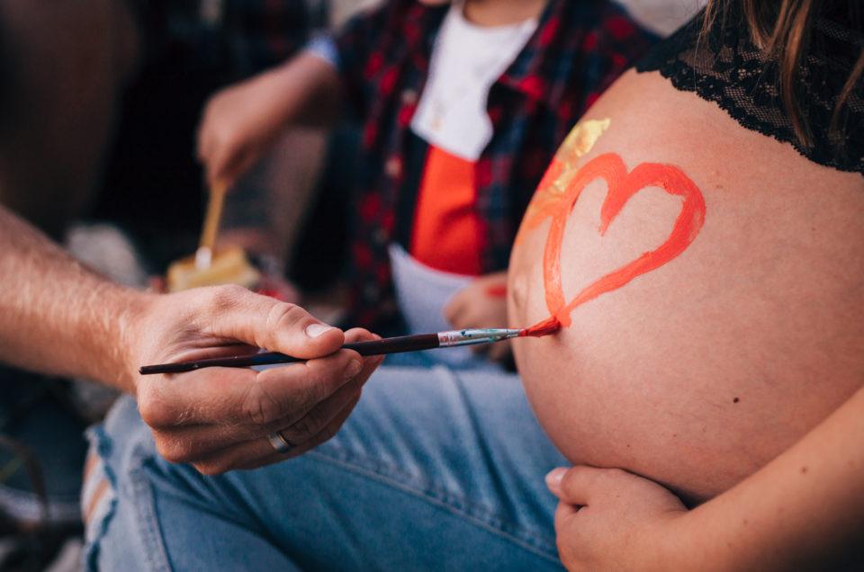 Baby im Bauch | Neumarkt a.Wallersee |Flachgau