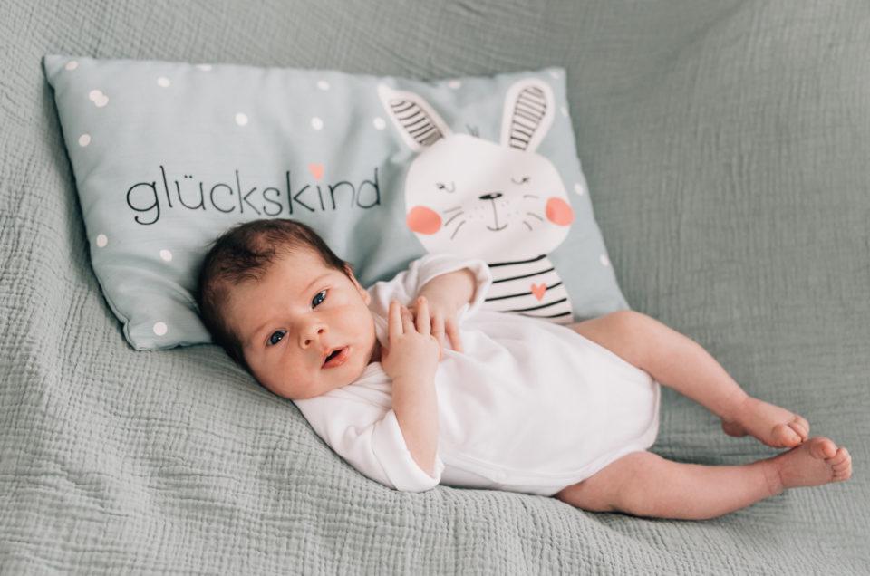 Das große Glück | Babyfoto |Braunau